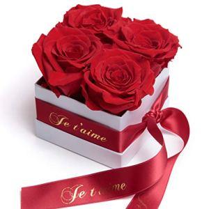 ROSEMARIE SCHULZ Heidelberg Boîte à Roses avec Motif Fleurs conservées pour Femme