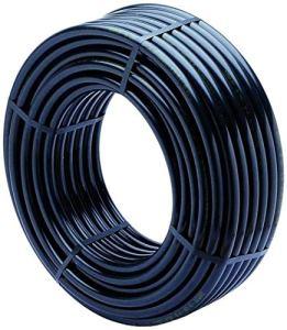 Suinga TUYAU PE-LD – 100 m x 16 mm – PN 4 – Tuyau d'arrosage – Tuyau en plastique – Noir