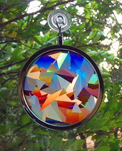Suncatcher – Crystal Rainbow Window Sun Catcher