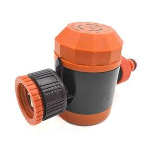 Sunydog Aucune batterie nécessaire 2 heures minuterie d'eau réglable contrôleur d'irrigation automatique dispositif de jardin minuterie d'eau mécanique