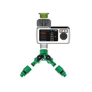 Sunydog Capteur de pluie Intelligent système d'irrigation goutte à goutte contrôleur minuterie d'arrosage outil d'irrigation de jardin minuterie intelligente automatique