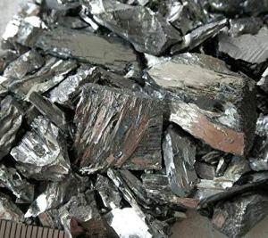 Tellurium – Granulés d'assimilation brutes – 99,99 % – Élément 52 – 2000 g – Granulés de qualité supérieure.