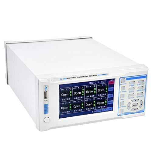 Testeur de température 8G Enregistreur de température de grande capacité Testeur de température multicanal, pour l'industrie