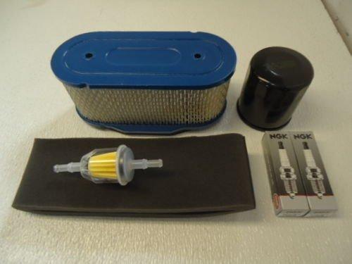 Tune Up Kit d'entretien pour tondeuse Cub Cadet RZT50 avec moteur Kawasaki