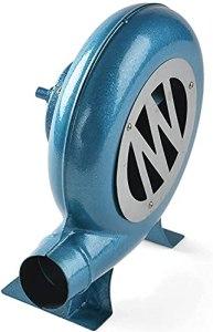 TYSJL Souffleur de Forge à manivelle manivelle, Mini manivelle Ventilateur de Ventilateur de Ventilateur de Ventilateur pour Barbecue Fire Bouchain (Size : 200W)