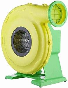 TYSJL Ventilateur de pompage de Ventilateur extérieur extérieur Ventilateur Gonflable Gonflable Commercial, Parfait pour la Maison de Rebond Gonflable, Cavalier, château Gonflable (1100 Watt 1.47 HP)