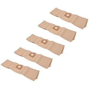 vhbw 50x sacs compatible avec Kärcher A2900 – A2999, A3100 – A3199, K2150, K2201F, K2901F, K3000plus, SE4001 aspirateur – papier, marron