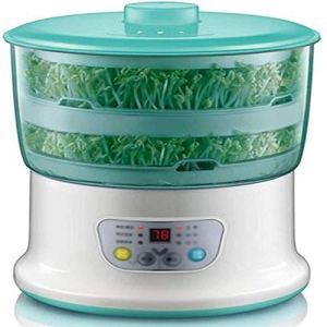 WSJTT Accueil Utilisation Intelligence Bean Choux Machine de Grande capacité Thermostat Graines Croissance Verte Bean Automatique Sprout Machine
