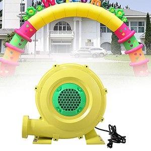 XINXD Souffleur Gonflable Électrique, Commercial Ventilateur de Pompe Air de Château Plein D'entrain750 Watts, Parfait pour Gonflable Maison de Rebond Trampoline de d'eau Écran de Cinéma