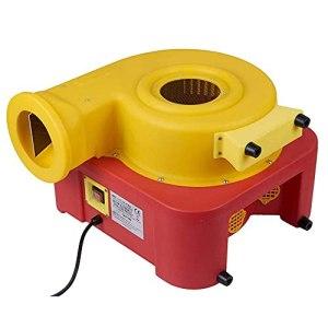 XINXD Ventilateur Gonflable Haute Puissance 1100 Watts, Centrifuge Commercial Ventilateur de Pompe de Soufflante Air pour Cavalier Trampoline Maison de Rebond Château Gonflable