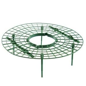 YXHM Support pour plantes grimpantes pour balcon et légumes