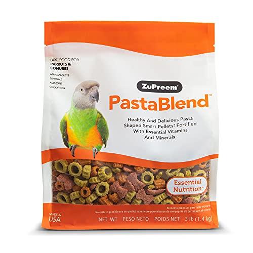 ZuPreem – Alimento Para Aves PastaBlend | Pienso Loros y Cotorras – 1,36 kg