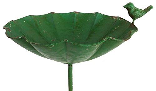 Abreuvoir x 148 x 28 cm vert 80147 patiné