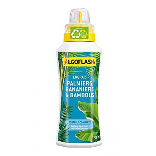 Algoflash Engrais Palmiers, Bananiers, Bambous 500ml