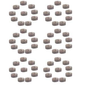 Amuzocity 60 X PELLETS de Tourbe Bouchons de DÉMARRAGE PALETTES de SEMIS de Palette 31mm / 1.22 »