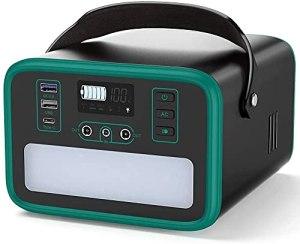 BEAUDENS Générateur Solaire Portable 240Wh/75000mAh Groupe Électrogène de Secours avec Onde Sinusoïdale Modifiée Sorties AC 150W et Prises AC/DC/USB/PD 60W LiFePO4 Batterie pour CPAP/d'Urgence /Voyage