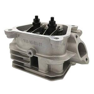Cancanle Montage de la Culasse pour Honda GX200 GX160 168F 2KW EC2500 TG2500 5,5-6.5HP Essence Moteur générateur cultivateur