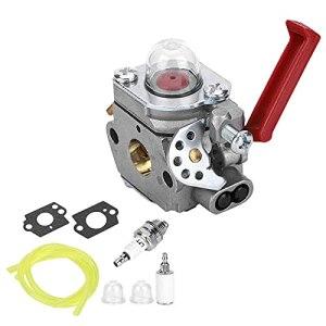 DDBAKT Kit de carburateur pour tondeuse à gazon Homelite UT8209 33600A 26cc EHCPS 0264AT 0264OF