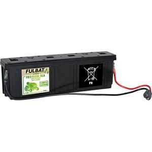 Fulbat – Batterie tondeuse FBS1225L étanche au gel 12V / 3Ah