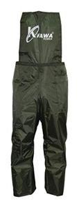 Kawapower KW261 Pantalon de Protection pour débroussailleuse, Vert foncé