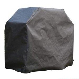 LLKK Housse de barbecue imperméable à l'eau et à la poussière et anti-UV, housse de barbecue d'extérieur résistante aux UV – Housse de canapé d'extérieur en tissu non tissé