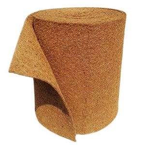 MW.Shop.24 Tapis en coco 100 % biologique, protection hivernale pour plantes. protection contre le froid, largeur 25 cm/50 cm/100 cm