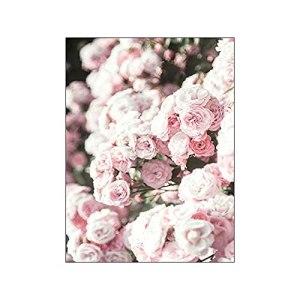 OYFFL Feuille de Soie Artificielle Feuilles d'eucalyptus séchées, Eucalyptus Durable, Fleurs de Fleurs éternelles Plante Naturelle Pure Feuille Ronde Décoration de la Maison Top Qualité 10pcs (Rose)