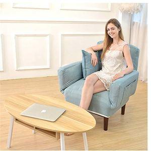 Peng sounded-hm Mobilier de Guimauve Pliante Paresseux canapé lit Chambre Salon Mini Belle Loisirs Balcon Chaise Longue