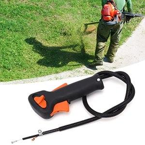 Pièces de rechange pour tondeuse à interrupteur à poignée, interrupteur à poignée pour tondeuse facile à installer pour FS200 pour Stihl FS120 pour FS250
