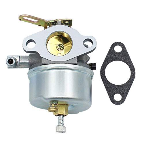 Qazaky Carburateur Carb pour Tecumseh 632113632113A HS40Hssk40Engine