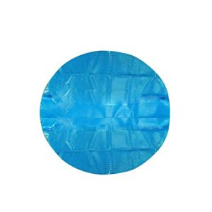 Ravcerol 2021 Upgrade Swimming Pool Cover, Inflatable Pool Portable Protector Covers, Square/Round/Rectangle UV-Proof Dustproof Pool Film Ground Cloth for Above Ground Pool, Tub