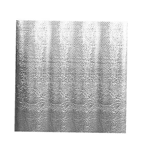 Sanfiyya Piscine Couverture Solaire Couverture de Protection Anti-poussière de poussière de poussière 160x160cm