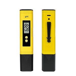 Shuiyuan Instrument de mesure de la qualité de l'eau portable pour aquarium – Analyseur de qualité de l'eau – Stylo de test de pH de haute précision.