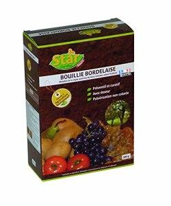 Start Bouillie Bordelaise STAR JARDIN incolore 500g 0,5kg BB500