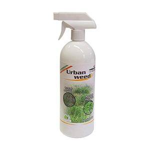 Turfmaster Urban Weed – Spray déshydratant, 1L Eco-durable pour l'élimination naturelle des mauvaises herbes et de la végétation indésirable, Prêt à l'emploi