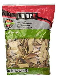Weber-Stephen Products 17138 Copeaux de pommier 192 po (0,003 mètre cub)