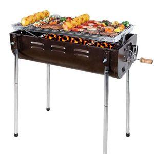 YFGQBCP BBQ Couverture, Protection UV extérieur Barbecue Grill antipluie antipoussière Couverture, Jardin Patio Grill Protecteur