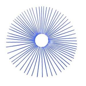Couvre-garde en plastique Housses de protection contre les roues brillantes Moto Couvertures Couvertures Couvertures Peaux Skins Skins Couvre Couvre Universal Skins Skins Couvre Bleu foncé Bleu