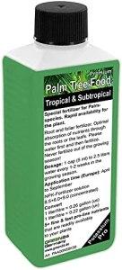 Engrais liquide pour palmiers – NPK – Engrais pour racine, sol, feuilles – Engrais professionnel pour plantes