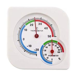 YUTRD ZCJUX Température de Haute précision de Haute précision Industrielle Thermomètre à Effet de Serre intérieur de l'entrepôt