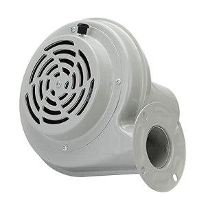 CFYP Ventilateur Industriel Portatif avec Interface à Bride, Ventilateur de Pompe Électrique Centrifuge Adapté Aux Chaudières Industrielles, Machines d'impression