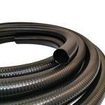 Hero Tuyau de bassin professionnel 40 mm Qualité supérieure 10 m Collable (PVC) Type V