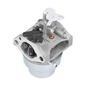 Kit de carburateur, carburateur en alliage d'aluminium pour outil de jardinage GCV135 avec matériau en caoutchouc ABS pour tondeuse à gazon