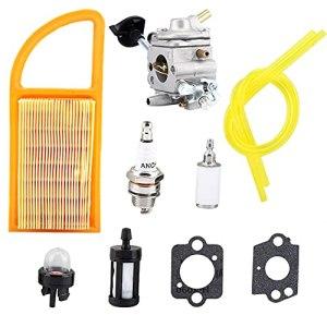 Nicoone Pièces de carburateur pour Stihl, pièces de carburateur pour Stihl BR500 BR550 BR600 (Zama C1Q-S183)