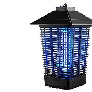 QQWJSH Tueur de moustiques extérieur Jardin Jardin Insecte Tueur Lampe agricole Insecte Tueur Lampe extérieure étanche Anti-Mouches Lampe pour Les fermes