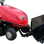 SECURA Lame de chasse-neige Standard 118x50cm compatible avec Honda HF2417HT Tracteur de pelouse