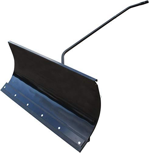 SECURA Lame de chasse-neige Standard 118x50cm compatible avec Honda HF2622HM Tracteur de pelouse