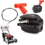 tooloflife Câble d'accélérateur universel pour toutes les tondeuses à gazon courantes.