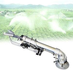 TYSJL Pistolet de pulvérisation Automatique à Bascule, sprinkleur de pelouse rotative, Pression de Travail: 3~8 kg, atteignité de 20~50m, Facile à Installer, pour arroser des Plantes ou des pelous