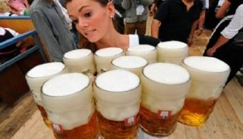 slăbește și mai bei bere)